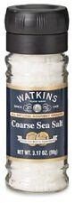J.R. WATKINS Coarse Sea Salt Grinder 3.1 oz. and Kosher