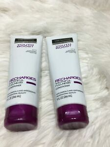 2 TRESemme Expert Selection Recharges Youth Boost Conditioner 9 Oz each BB16
