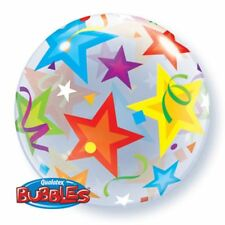 Qualatex Happy Birthday Bubble Party Balloon 56cm (22in)