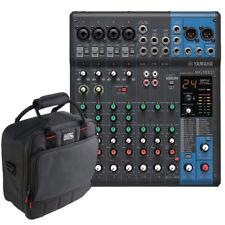 Yamaha MG10XU 10-Channel Compact Stereo Mixer/USB Interface PERFORMER PAK