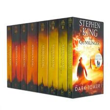 Dark Tower Collection 8 Books Set by Stephen King NEW