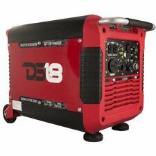DS18 3000 Watt Quiet Portable Camping Gasoline Power Inverter Generator