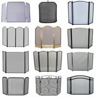 Fire Screen Guards Fireside Spark Protector Cover Shield New By Home Discount