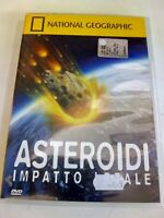 DVD ASTEROIDI IMPATTO LETALE NATIONAL GEOGRAPHIC