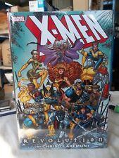 X-MEN REVOLUTION OMNIBUS Hardcover NEW Sealed CHRIS CLAREMONT