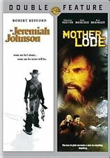 Jeremiah Johnson Mother Lode 0883929262854 DVD Region 1 P H