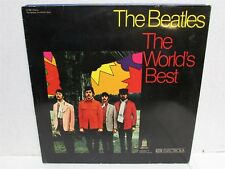 THE BEATLES The World's Best 1972 VINYL LP Import Germany ODEON 27408 CLUB (3)