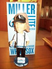 White Sox Miller Lite female Beer Vendor Bobblehead SGA