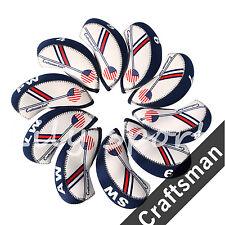 Craftsman Neoprene Golf Iron Club Head Cover For Mizuno MP Titleist 714 716 AP2