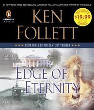 The Century Trilogy: Edge of Eternity by Ken Follett (2015, CD, Abridged)