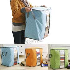 Faltbar Bambuskohle Kleidung Aufbewahrungsbox Box Nonwoven Staubdicht Organizer