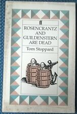 Rosencrantz and Guildenstern are Dead - Tom Stoppard - faber and faber, 1968 - L