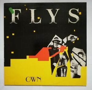 32090 - FLYS - OWN - 1979 VINYL LP MADE IN GREAT BRITAIN