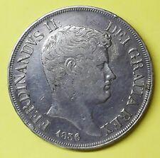 FERDINANDO II 120 GRANA 1836 Regno due Sicilie