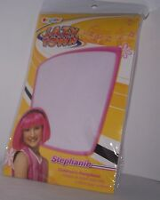 Light Pink Child Pantyhose Tights Ages 4+ Hose Lazy Town Stephanie 18433