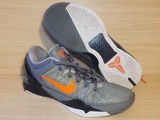 Nike Kobe VII 7 System Zoom Grey Gray Wolf Size 11.5 - 488371-002