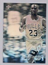 1991-92 UPPERDECK #AW4 MICHAEL JORDAN HOLOGRAM MVP CHICAGO BULLS