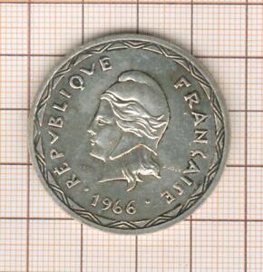 colonies essai argent 1966 Nouvelles Hébrides
