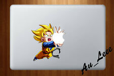 Macbook Air Pro Vinyl Skin Sticker Decal -  Dragon ball gotenks #cmac242