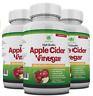Herbal Helps Apple Cider Vinegar 120 with High Strength 500mg Made in UK