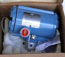 Emerson Fisher Rosemount 8800 Vortex Flowmeter M20 Housing ELec Pulse Phoenix K7