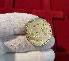 B-D-M España Spain 100 pesetas Juan Carlos I 2001 Km 1026 SC UNC