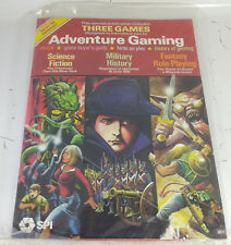 SPI Adventure Gaming Three Games To Introduce You To Adventure Gaming new.
