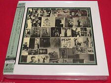 THE ROLLING STONES - EXILE ON MAIN ST - JAPAN PLATINUM SHM CD UICY-40001