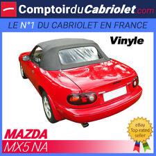 Capote Mazda MX5 NA cabriolet (1989 - 1997) - Toile Vinyle