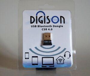 Zum Hammerpreis, DIGISON USB-Bluetooth-Dongle CSR 4.0