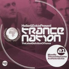 Trance nazione 21 (mixed by T. orologiaio, Heller & enkie) Above & Beyond V [3-cd]