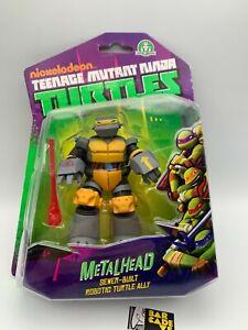 Nickelodeon Teenage Mutant Ninja Turtles METALHEAD Figure Playmates 2012 NEW
