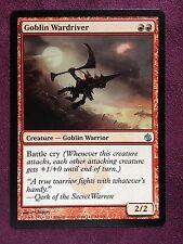 Goblin Wardriver   Mirrodin Besieged  VO   -  MTG Magic (EX)