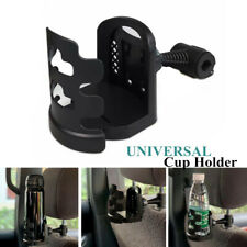 Auto Car Seat Back Rear Drink Cup Holder Strong SUV Food Holder Trim For Travel