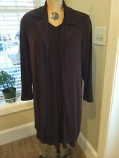 Coldwater Creek Shift Dress With Jacket . Size *P10*