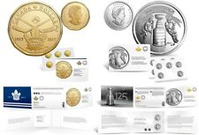 2017 Toronto Maple Leafs 100th Anniversary & Stanley Cup Anniversary Coin Packs