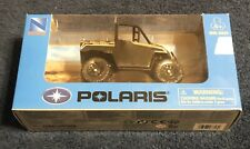 "Brand New in Box POLARIS RANGER XP 1000 NEWRAY 4"" TOY SIDE BY SIDE Die-Cast 1:43"