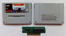 Nintendo SNES Capcom 3+ Rated PAL Video Games