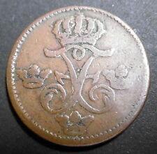 SUEDE - 1 ORE 1746 - FREDERICK I