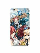 Fairy Tail Iphone 4s 5s 5c 6s 7 8 X XS Max XR 11 Pro Plus Case Cover SE 03