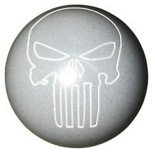 Heavy Weight Composite Punisher Skull manual shift knob M12x1.50 12x1.5 thrd