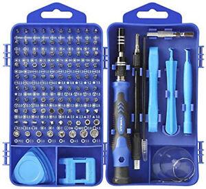 Schraubendreher Set 117 in 1 Schraubendreher Satz Reparatur Werkzeugset