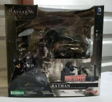 ARTFX KOTOBUKIYA BATMAN ARKHAM KNIGHT BATTLE SCENE