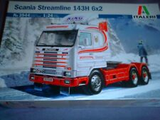 ITALERI 1/24 SCALE THE THE SCANIA STREAMLINE 143H 6X2 TRUCK CAB   KIT NO 3944