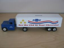 chevrolet truck 1960 cab .see the usa in your chevrolet.ertl 1/43.