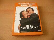 DVD Box - Reine Nervensache 1 + 2 - Robert De Niro & Billy Crystal