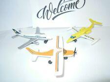 Matchbox Lesney Avions Plane flug flugzeug Airbus A300 Lufthansa Learjet Dessna
