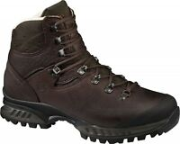 HANWAG Trekking Yak Schuhe Lhasa WIDE Größe 8,5 - 42,5 marone