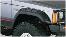 Fender Flare-Cut-Out(TM) Fender Flares BUSHWACKER fits 84-01 Jeep Cherokee