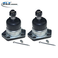 2 DLZ Front Upper Ball Joints Compatible with 95-05 Chevy Blazer 83-03 S10 4WD